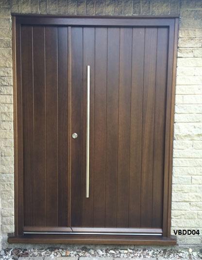 & Contemporary Front Doors oak iroko and other woods Bespoke Doors