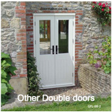 more double doors