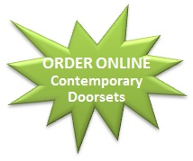 contemporary front doors online