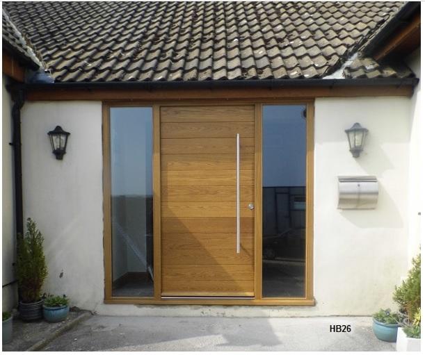 Contemporary Front Doors Uk